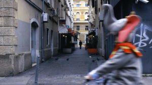 Žiroskop: Pijana ulica