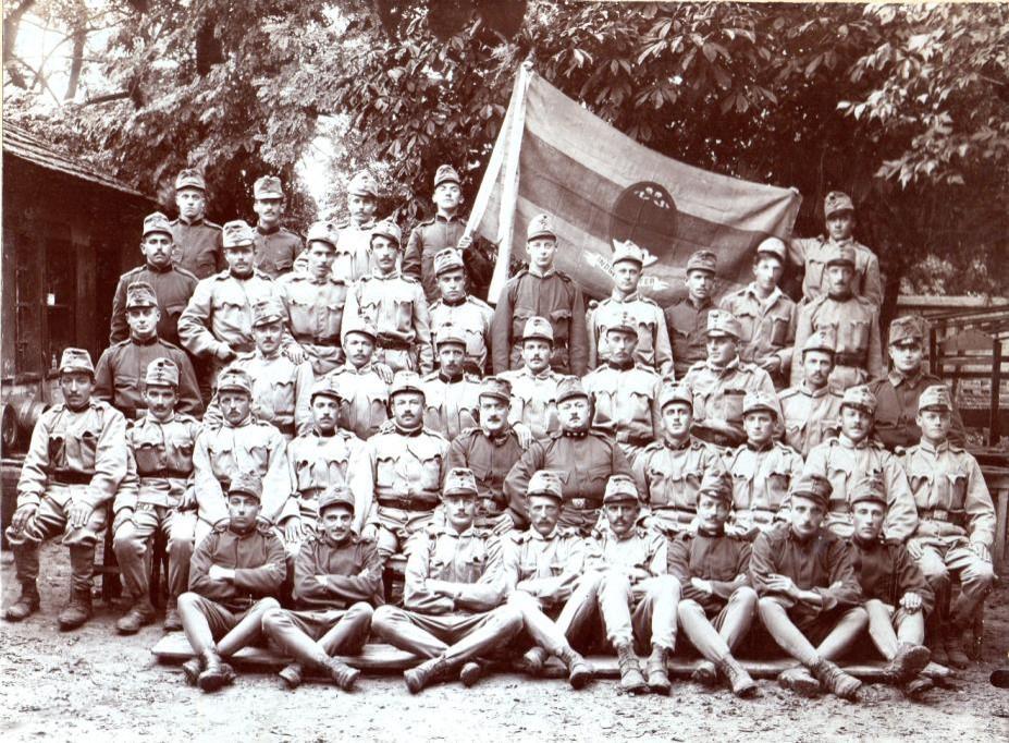 Drenovčani u prvom svjetskom ratu