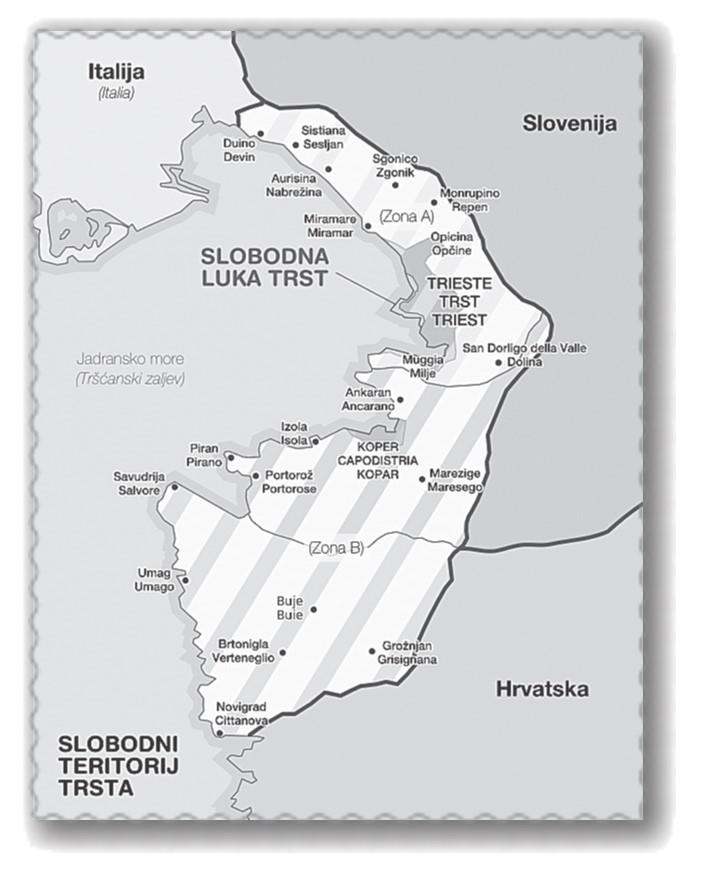 karte - slobodni teritorij trsta